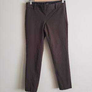 BABATON | Size 6 Bi Stretch Olive Green Pants